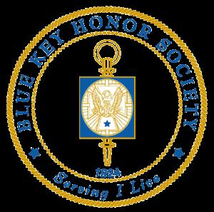 Blue Key Honor Society logo